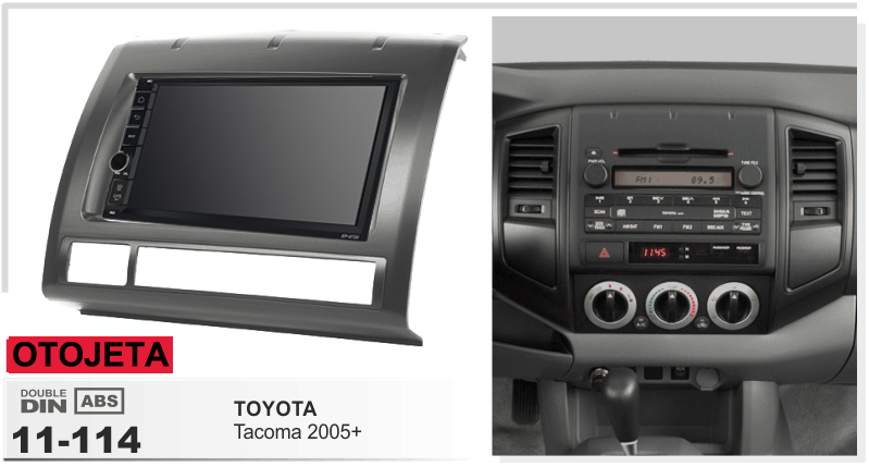 Fit for TOYOTA tacoma 2005+ quad core android 8.1 frame plus car radio multimedia stereo head units tape recorder gpsFit for TOYOTA tacoma 2005+ quad core android 8.1 frame plus car radio multimedia stereo head units tape recorder gps