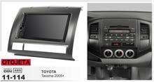 Подходит для TOYOTA tacoma 2005 + quad core android 8,1 кадров плюс автомобиль радио Мультимедиа Стерео штатные магнитофон gps