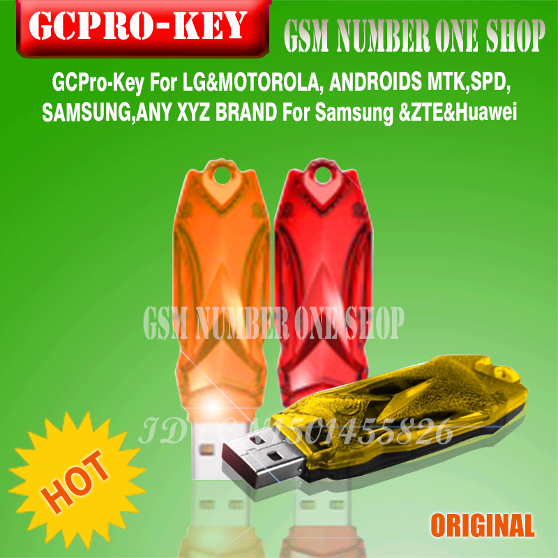 Image 2 - gsmjustoncct  2019 The ORIGINAL Newest  GC pro key / GC PRO DONGLE from gpg team work first MTK phone-in Communications Parts from Cellphones & Telecommunications