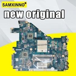 Para For Acer aspire 5552 5552g portátil placa-mãe LA-6552P mbr4602001 mb. r4602.001 ddr3 soquete s1 com cpu livre