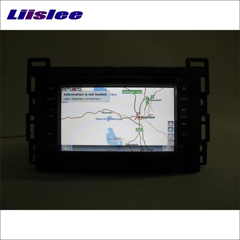 Liislee Per Saturn SKY/Per Opel GT/Per Daewoo G2X Radio CD Lettore DVD Sistema di Navigazione GPS Doppio din Audio Set di Installazione