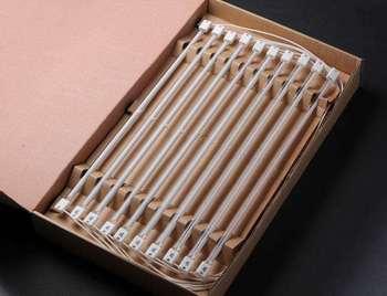 керамический инфракрасный обогреватель | Профессиональный дизайн черный корпус инфракрасная сауна керамическая тепловая трубка