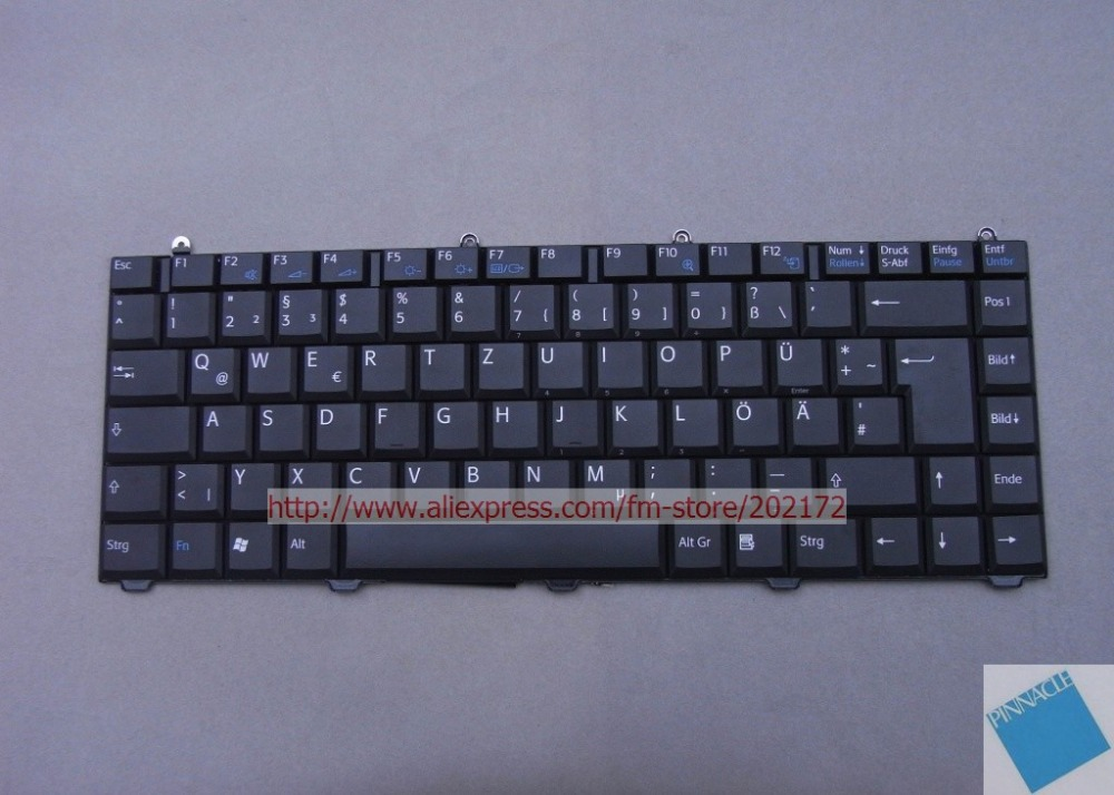 Brand New Notebook Keyboard 147937621 KFRMBB238A For SONY VAIO VGN-FS  VGN FS series (Germany) Black it's potent увлажняющий крем для области вокруг глаз