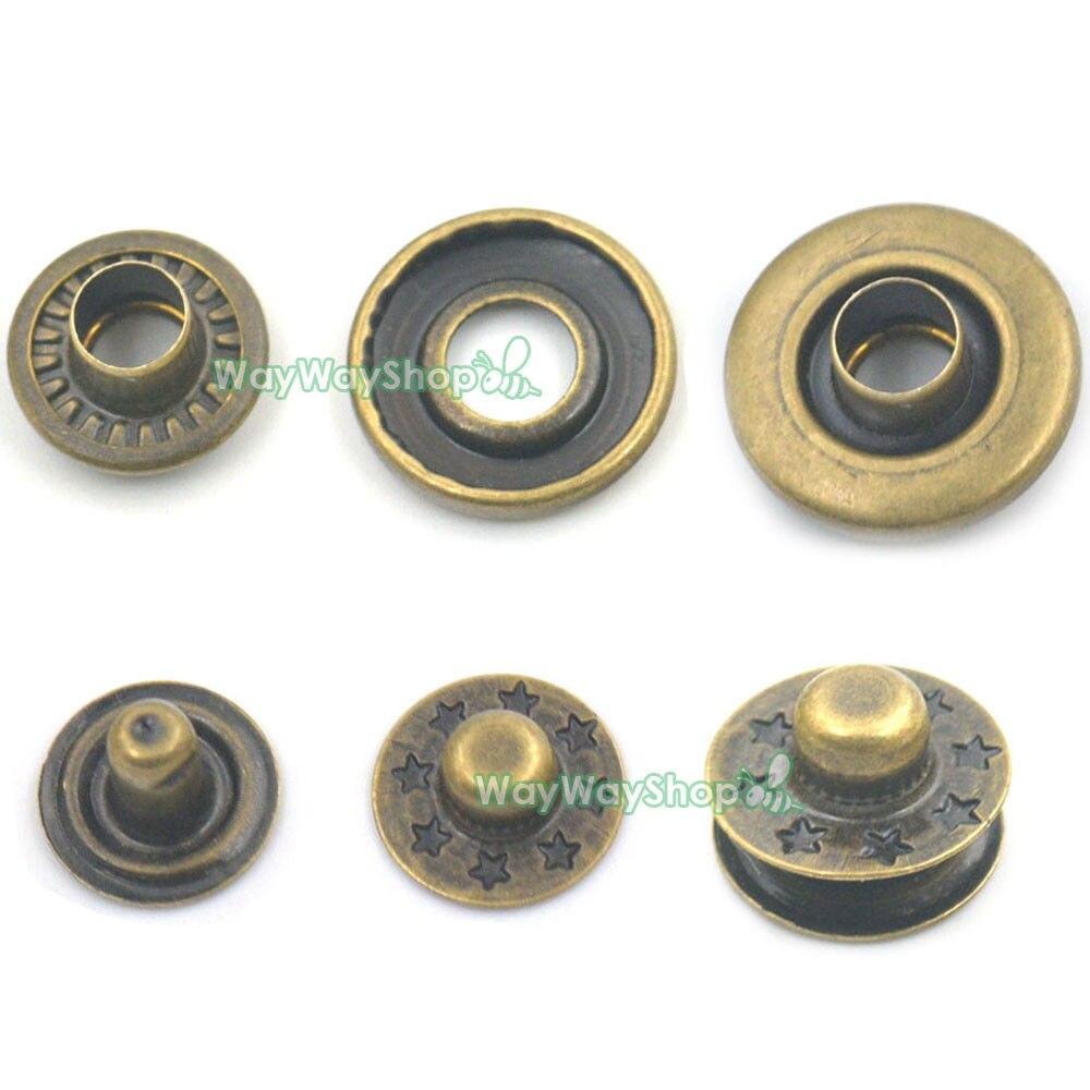 100pcs 3mm Scrapbook Eyelet Random Mixed Color Metal eyelets For DIY clothe B$CA
