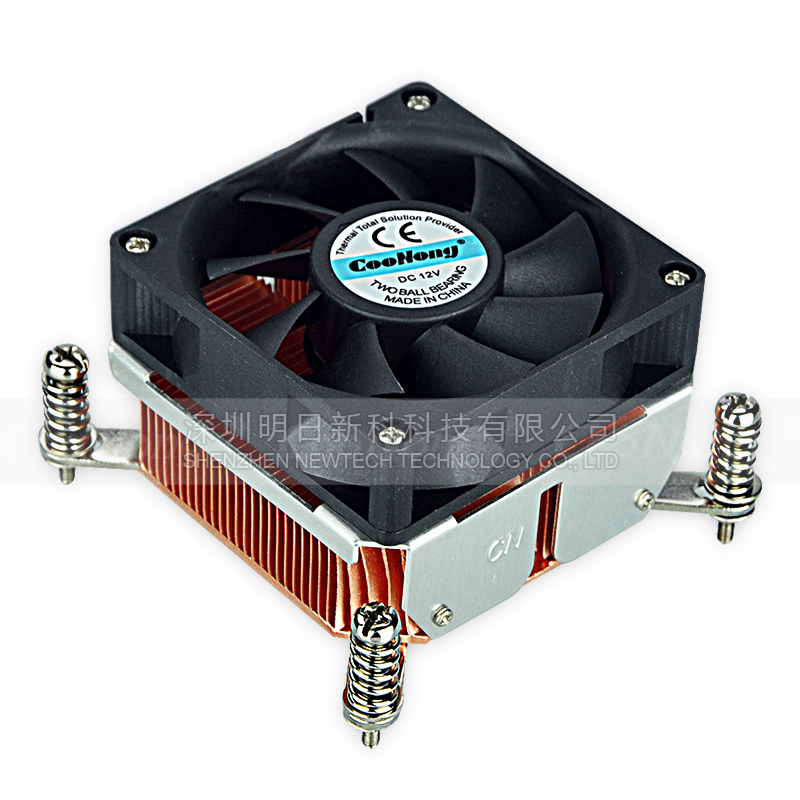 все цены на 1.5U server CPU cooler  Computer radiator Copper heatsink for  Intel 1366 1356  Active cooling