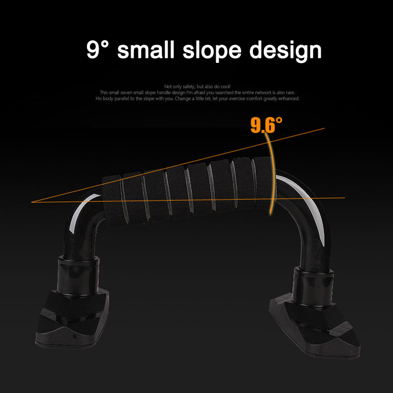 The Cheapest Price New 1 Pair Push Up Stands Fitness Exercise Chest Exercise Body Building Equipment