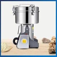 2500G Chili,Peanut,Spice Grinder, Flour Mill,Aniseed Grinder Soybean Grinder,Herb Grinding Machine