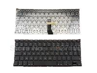 Free Shipping Original New FR French Laptop Keyboard For APPLE Macbook A1369 MC965 MC966 MC503 MC504