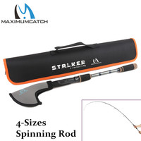 Maximumcatch Top Grade 2.0/2.1/2.4/2.7M Stalker Telescopic Freshwater Fishing Rod Spinning Fishing Rod