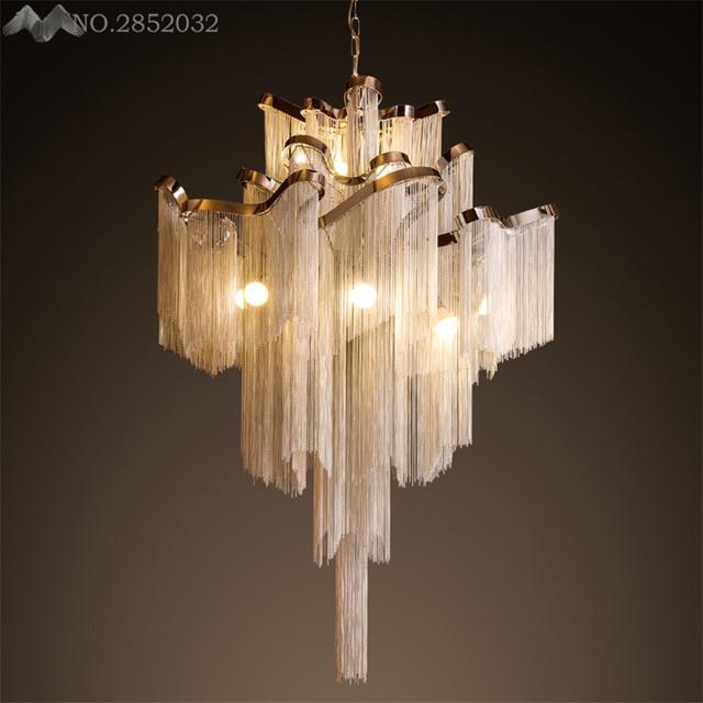 LFH Italien Stil Runde LED Kronleuchter Licht Klarem Kristall Beleuchtung  Hängende Lampen Leuchten Mit D60CM H180CM