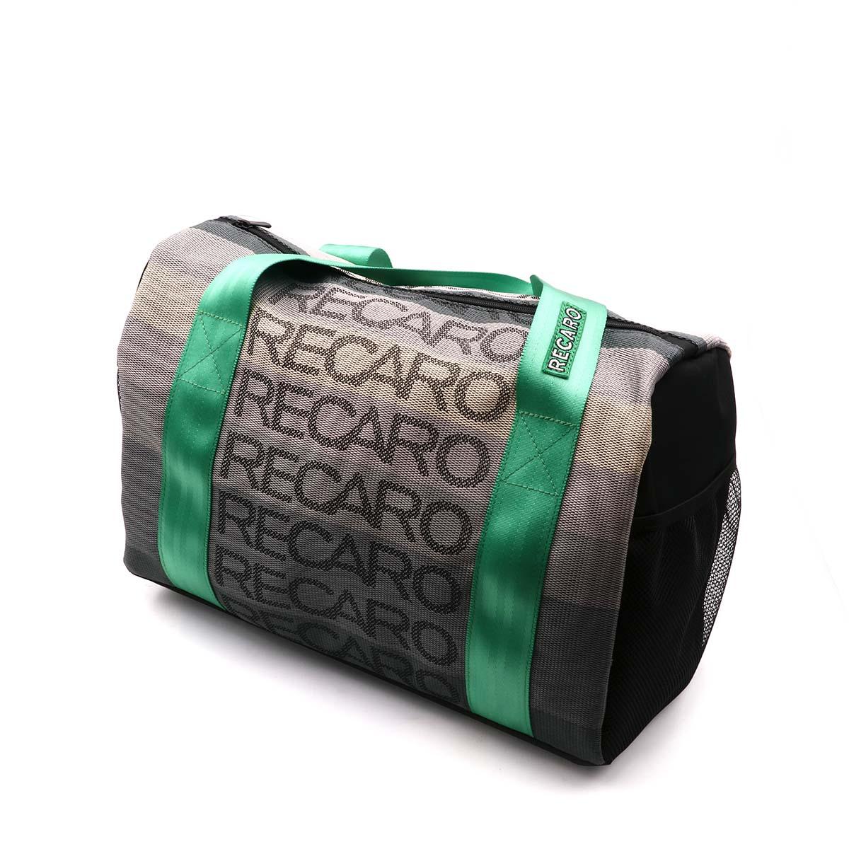 JDM RECARO Racing Fabric Canvas Handbag Messager Duffle School Bags Outdoor Traveling Bag
