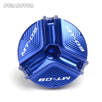 For Yamaha MT09 MT 09 TRACER FZ09 M2 0 2 5 Motorcycle Aluminum Oil Filler Cap