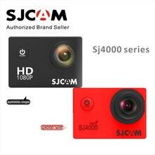SJ4000 SJCAM SJ4000 Серии 2 дюймов & SJ4000 WIFI 2 дюймов и SJ4000 Плюс действие Камеры спорт Водонепроницаемая Камера полный HD1080P Спорт DV