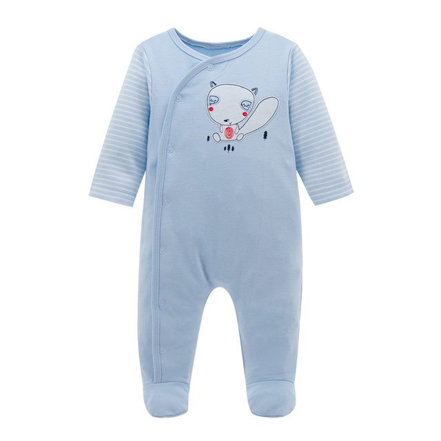 f824da06fe92 Baby Jumpsuit New Brand Baby Rompers Long Sleeves Soft Cotton ...