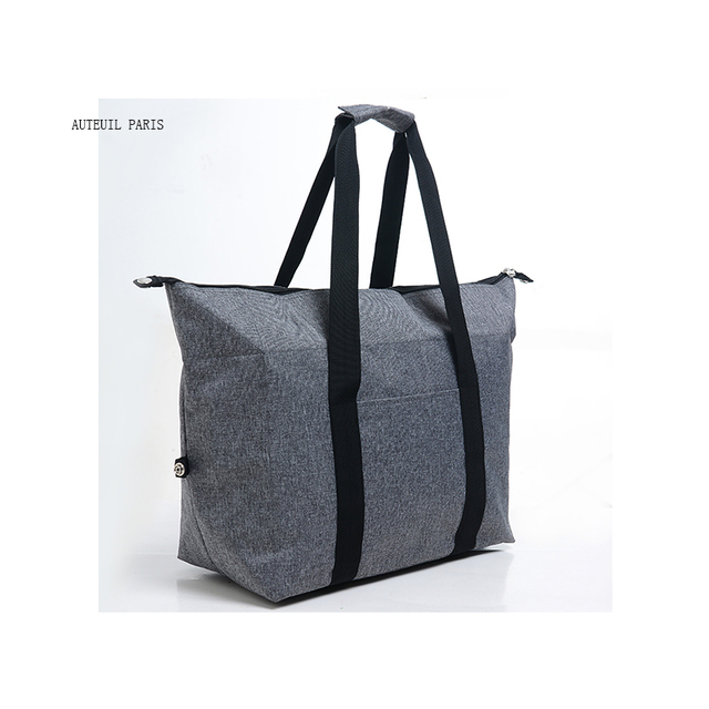 Auteuil Paris Designer Uni Cooler Bag 3 Sizes Thermal Bags Capacity Picnic Handbag Insulation Package