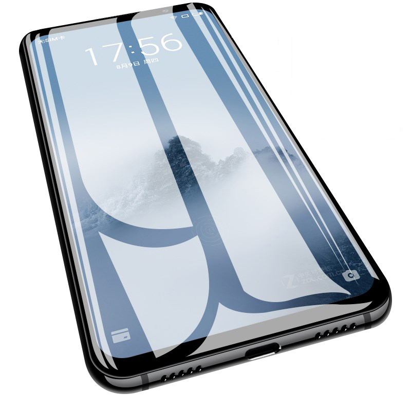 Full Cover Tempered Glass For Meizu Note 9 M8 X8 V8 M8C Screen Protector Glass On M 8 8C V 8 Note9 16S 16X Protective Glass