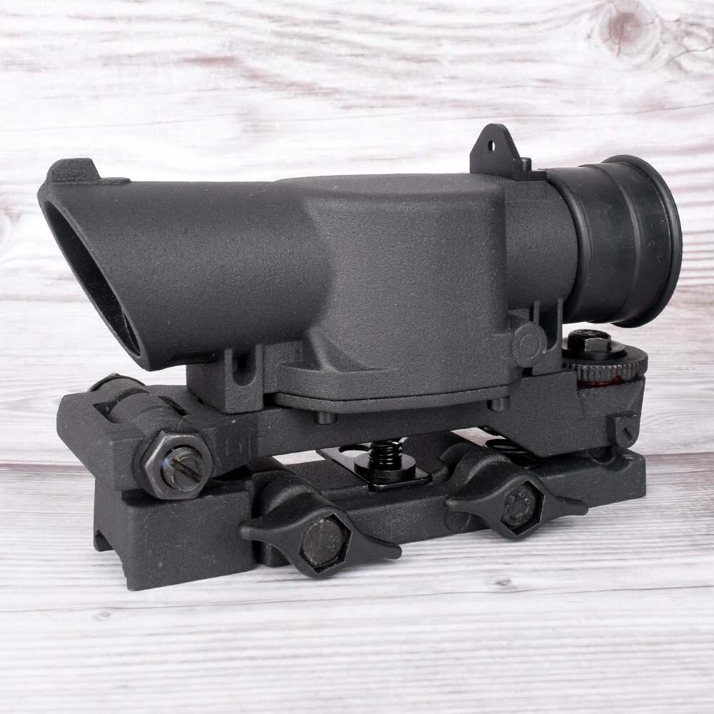 SUSAT 4X Scope For L85 Series Sight Rifle Scope Quick Detach Weaver Mount