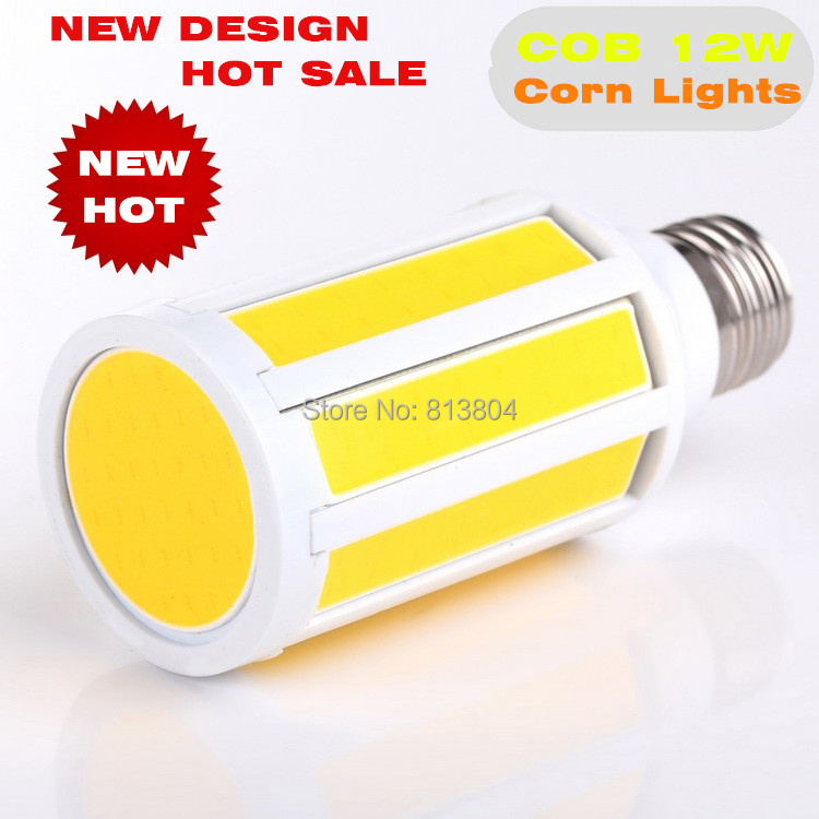 12W  7W  COB  corn led lamps E27 E26 cob bulb lights home light 220V 240V 110V 120V white  360 degree bulb energy efficient 7w e27 3014smd 72led corn bulbs led lamps