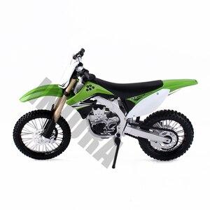 Image 2 - Mini decoración de motocicleta para coche de control remoto, para 1/10, Rock Crawler Traxxas TRX 4 TRX4 Axial SCX10 90046 D90 D110 TF2