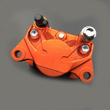 Big sale Motorcycle Brake Caliper 2 Piston aluminum disc brake system adl17 for YAMAHA Kawasaki SUZUKI Honda Ducati Benali