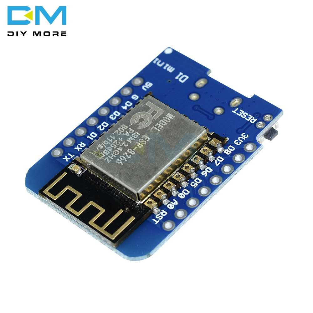 ESP8266 ESP-12 ESP-12F CH340G CH340 V2 V2.0 Micro USB WeMos D1 Mini carte de développement WIFI D1 Mini carte NodeMCU IOT 3.3V