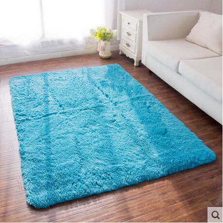 Hot New Year Modern 150*200*4.5cm Thicken Soft carpet floor area rug slip-resistant kids rug for living room