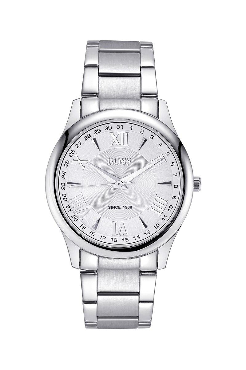 BOSS Germany watches men luxury brand ultra thin Japan import MIYOTA quartz watch stainless steel calendar