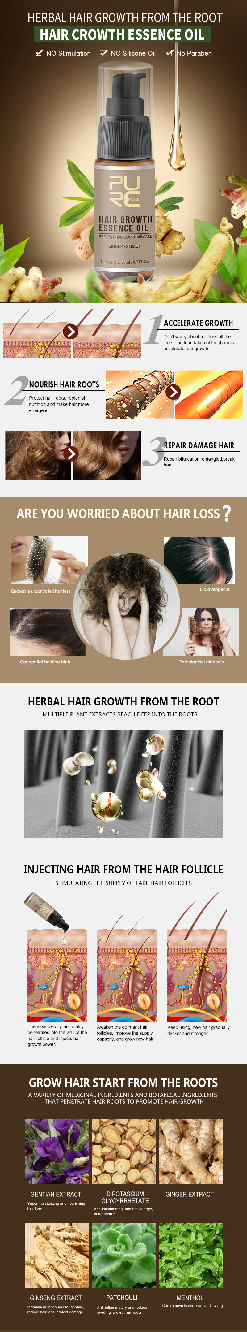 details of growth hair 1