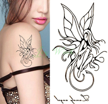Buy Angel Tatto And Get Free Shipping On Aliexpress Com