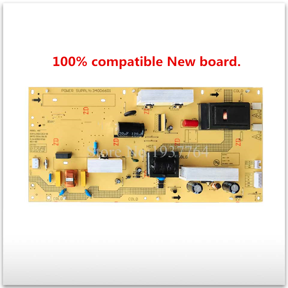100% compatible New board for  LC32FS81B 35014097 35015595 KIP+L150114C1-01 power supply board good working led32hs11 power panel kip l070e02c1 01 35016275 34007905