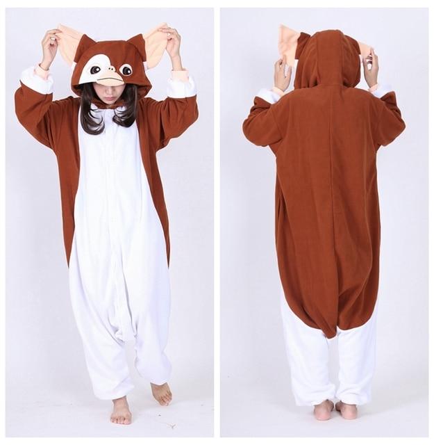 Anime Gizmo Onesies All In One Cosplay Pajamas Fleece Halloween Party  Pyajamas Male Female Unisex Onesie Cute Jumpsuit Plus Size 7c33f0cdf