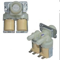 Dual Inlet Valve Barrel Washing Machine Solenoid Valve