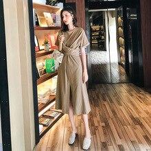 vestidos casuales de 2019