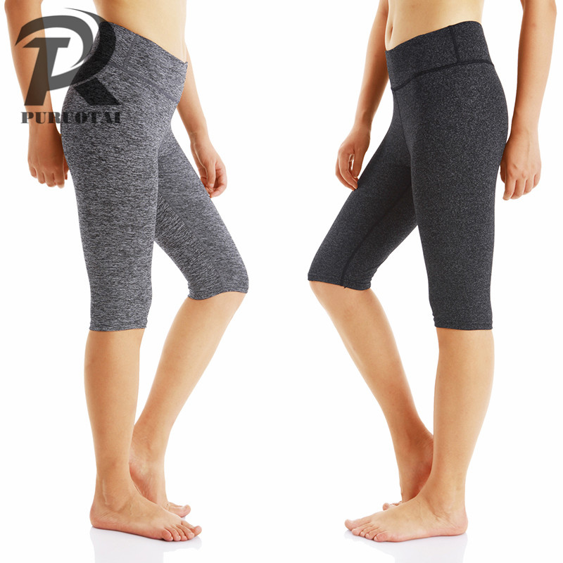 2018 New Arrival Capris Yoga Pants Quick Dry And