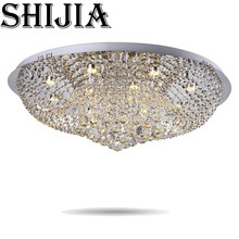 Diameter 400mm Crystal Ceiling Light Fixture/ Lamp lustres Crystal Light fitting for Foyer / Hallyway /bedroom MC0564
