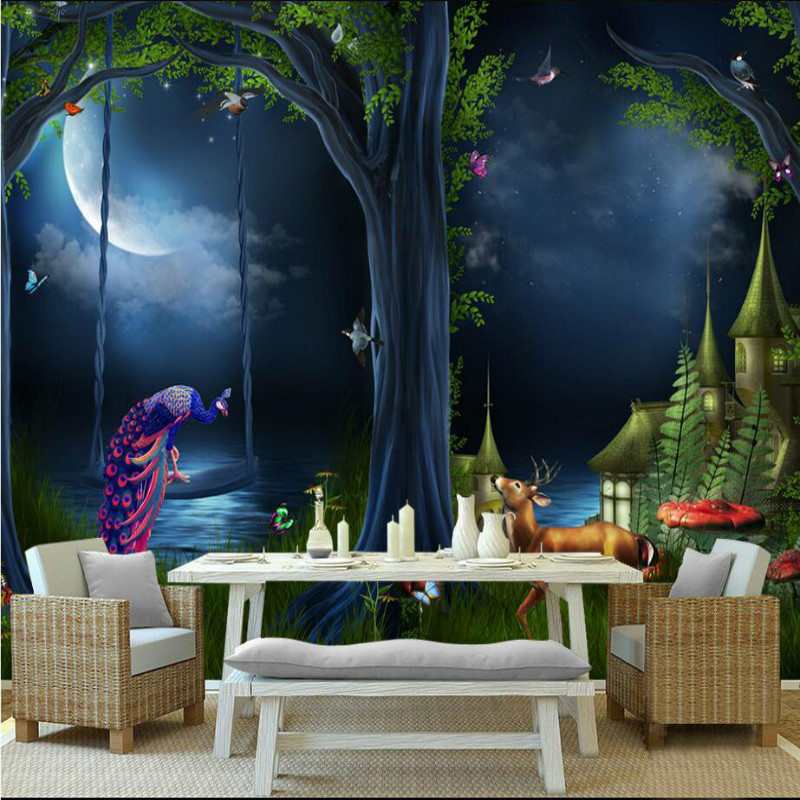 3d Wall Paper Vintage Decorative Painting 3d Wallpaper for kids room Backdrop Home Improvement 3d silk Wallpapers Bedroom book knowledge power channel creative 3d large mural wallpaper 3d bedroom living room tv backdrop painting wallpaper
