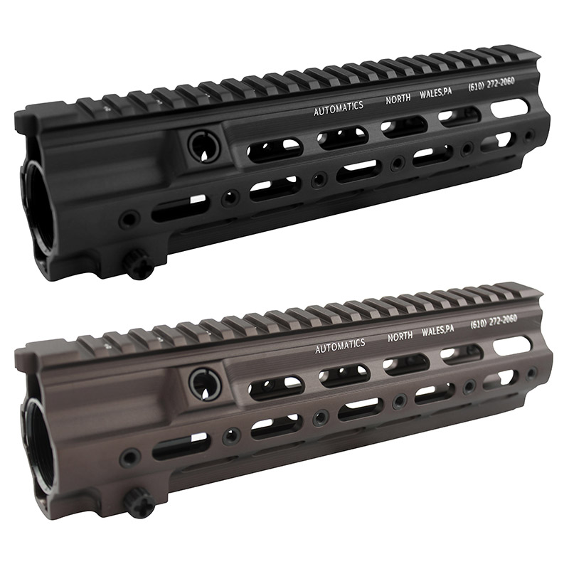 Hot Sale 9.7 Inch 14 Inch Picatinny Rail System Super Modular Rail Handguard Rail For HK MR556 HK416 Airsoft