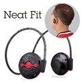 Avantree V4.1 Bluetooth aptX Auriculares Sweatproof Deportes Al Aire Libre Uso Auriculares Estéreo Inalámbricos con Micrófono-Basculador Plus