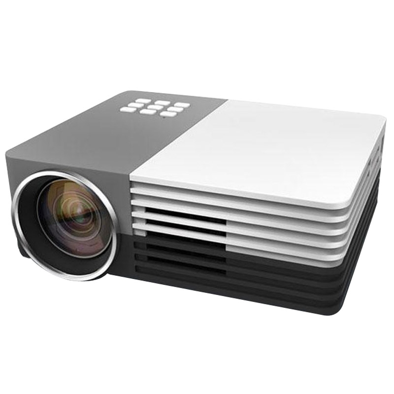 ФОТО LED Mini Projector Portable Pocket Proyector Full HD 1080P Projetor Home Theater Proyectores Video Games AV TV VGA HDMI
