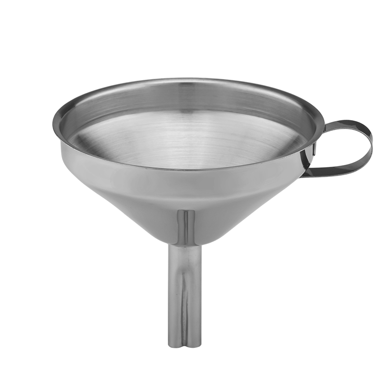 12cm kitchen funnel accessories for transferring liquid small mouth canning hopper filter stainless steel funnel in funnels from home garden on - Kitchen Funnel