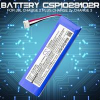 [Original]3.7V Audio Battery Cameron Sino Speaker Battery 6000mAh GSP1029102R For JBL Charge 2 Plus,Charge 2+,charge 3