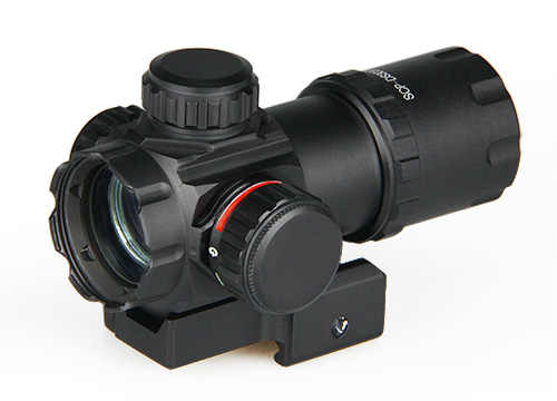 PPT Nieuwe Aankomst Tactische Militaire Airsoft 1x26mm Red Dot Scope Voor Jacht gs2-0081