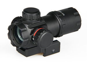 PPT New Arrival Tactical Military Airsoft 1x26mm Red Dot Scope For Hunting gs2-0081