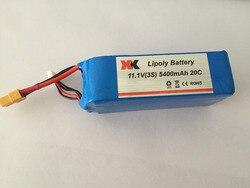 11.1V 5400mAh Lipo Battery for XK X380 X380-A X380-B X380-C RC Drone Quadcopter Spare parts Accessories