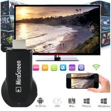 MiraScreen OTA Stick de TV Receptor Wi-Fi Pantalla Dongle Mejor Que EasyCast Airmirroring Miracast DLNA Airplay Chromecast