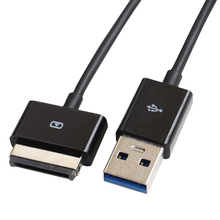 1 m 2 m usb נתונים מטען כבל עבור ASUS Tablet Eee Pad TF101 TF101G TF201 TF300 TF300t TF700 TF700t