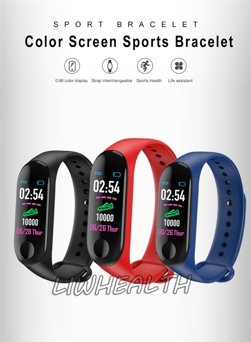 smart watch bracelet health fitness mi band 31a (29)
