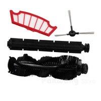 Vacuum Cleaner XR210 Side Brush, Rubber Brush, Hair Brush and Filter