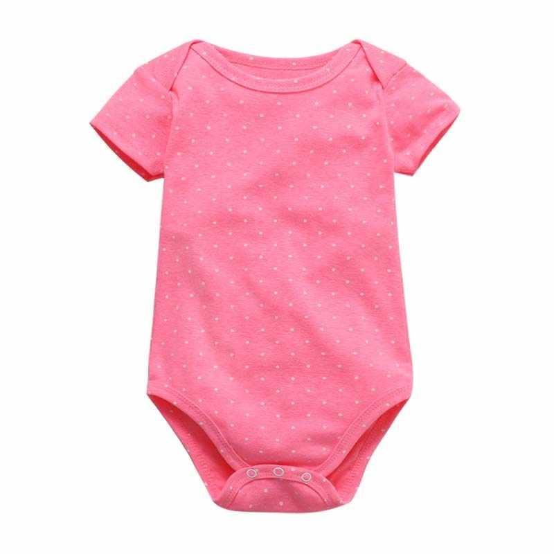 תינוק בגד גוף תינוקות סרבל כולל קצר שרוול גוף חליפת תינוק בגדי סט קיץ כותנה