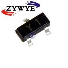100 ШТ. Бесплатная Доставка СОП SMD 8050 SOT-23 Транзистор SS8050 SS8050 Y1